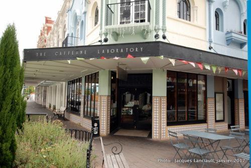 New Regent Street, Christchurch, île du Sud, Nouvelle-Zélande