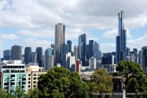 Centre-ville, Melbourne, Australie