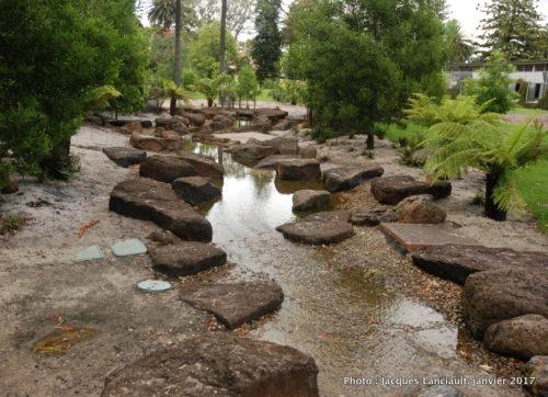 Fitzroy Gardens, Melbourne, Australie
