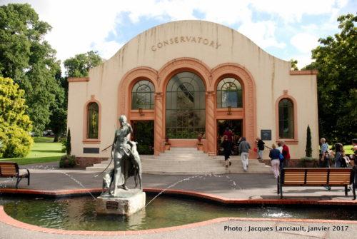 Conservatory, Fitzroy Gardens, Melbourne, Australie