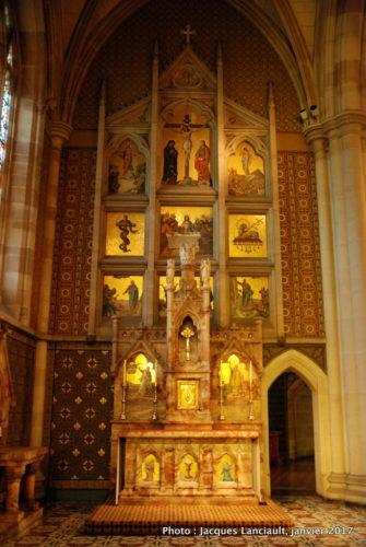 Cathédrale Saint-Patrick, Melbourne, Australie