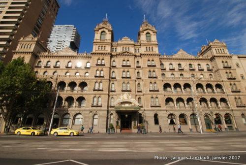 Hôtel Windsor, Melbourne, Australie