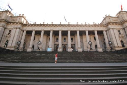 Parliament House, Melbourne, Australie