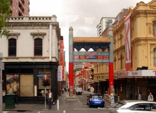 Quartier chinois, Melbourne, Australie