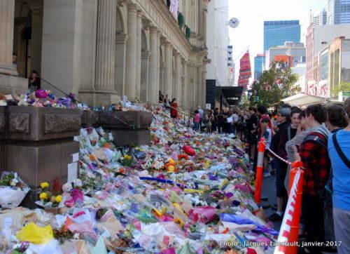 Recueillement, Melbourne, Australie