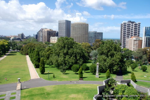 Shrine of Remembrance, Melbourne, Australie