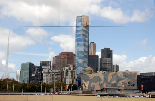 Eureka Tower, Melbourne, Australie