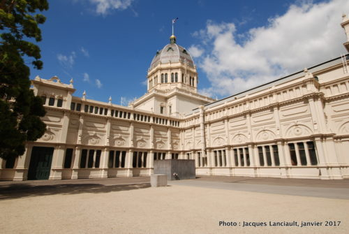 Royal Exhibition Building, Melbourne, Australie