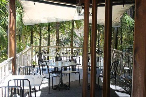 Restaurant The Palms, Cowes, Phillip Island, Australie