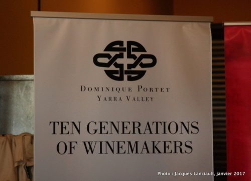 Dominique Portet Winery, Yarra Valley, État du Victoria, Australie