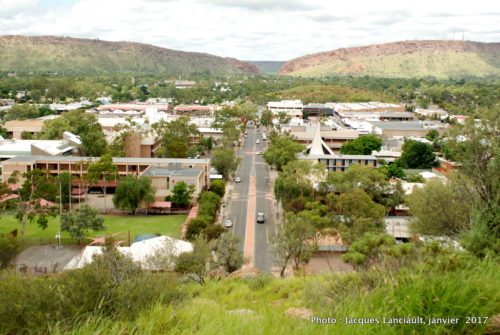 Alice Springs, Australie