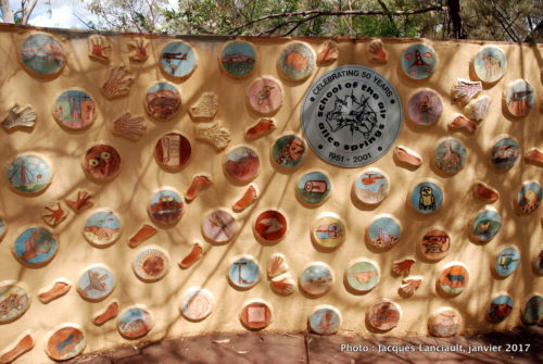 School of the Air, Alice Springs, Australie