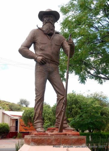 John McDouall Stuart, Alice Springs, Australie