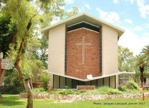 John Flynn Memorial Uniting Church, Alice Springs, Australie