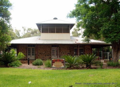 Adelaide House, Alice Springs, Australie
