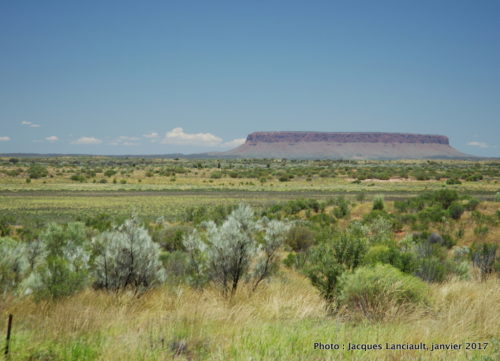 Mont Conner, Outback, Australie