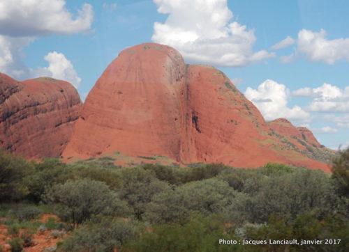 Monts Olga, Territoire du Nord, Australie