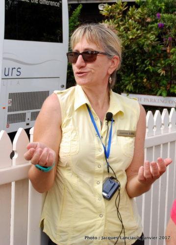 Guide locale, Cairns. Queensland, Australie