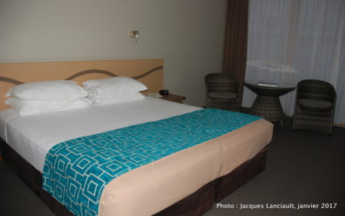 Pacific Cairns Hotel, Cairns. Queensland, Australie