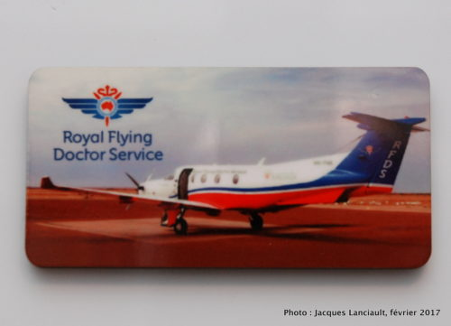 Royal Flying Doctor Service, Alice Spring, Australie