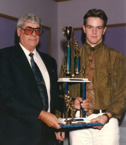 Gala LBMJÉ1992, Claude Pelletier et Martin Campeau