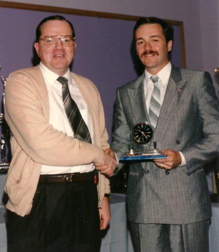Gala LBMJÉ1992, Michel DeLucca et Jean Lamoureux