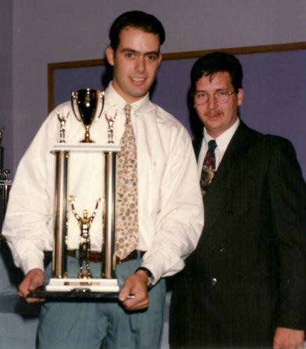 Gala LBMJÉ1992, Sylvain Lalonde et Daniel Mimar
