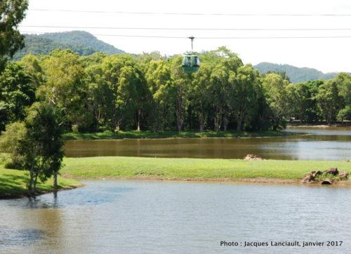 Tjapukai Park, Cairns, Queensland, Australie