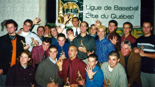 Alouettes de Charlesbourg, 1999