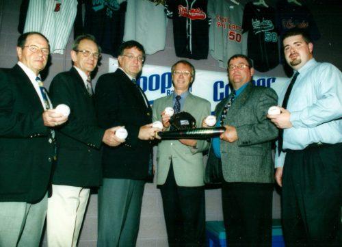 Comité exécutif de la LBÉQ 1999