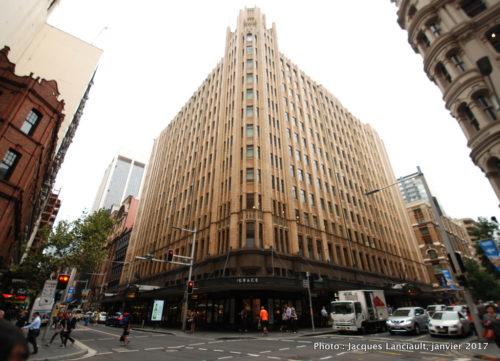 The Grace Hotel Sydney, Sydney, Nouvelle-Galles-du-Sud, Australie
