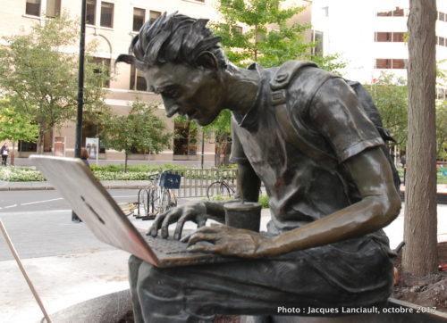 La leçon, Cédric Loth, Montréal, Québec