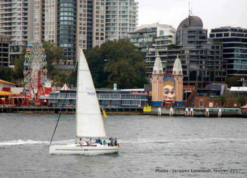Baie de Sydney, Sydney, Nouvelle-Galles-du-Sud, Australie