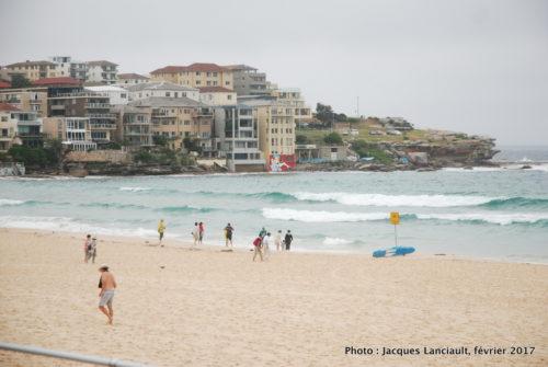 Bondi Beach, Sydney, Nouvelle-Galles-du-Sud, Australie