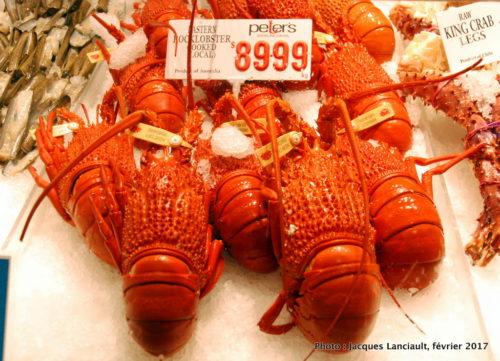 Sydney Fish Market, Sydney, Nouvelle-Galles-du-Sud, Australie