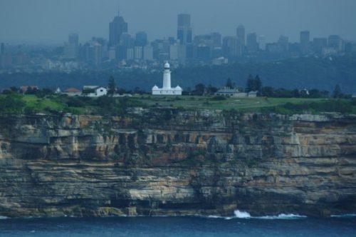Phare Macquarie, Sydney, Australie