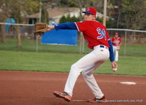 Conor Angel, Académie Baseball Canada