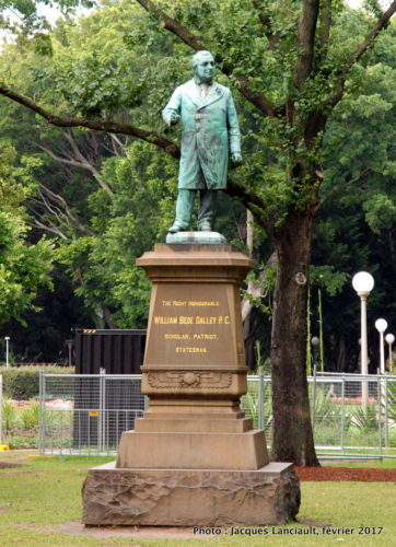 William Bede Daley, Hyde Park, Sydney, Nouvelle-Galles-du-Sud, Australie