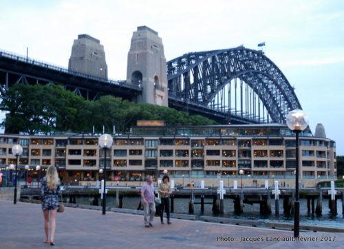 Harbour Bridge, Sydney, Nouvelle-Galles-du-Sud, Australie