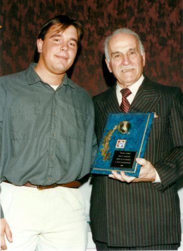 Martin Lafrenière et Alfred Spada.