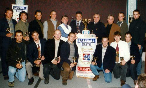 Alouettes de Charlesbourg 1996