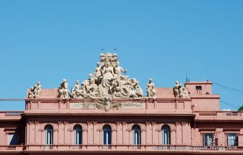 Casa Rosada, Buenos Aires, Argentine