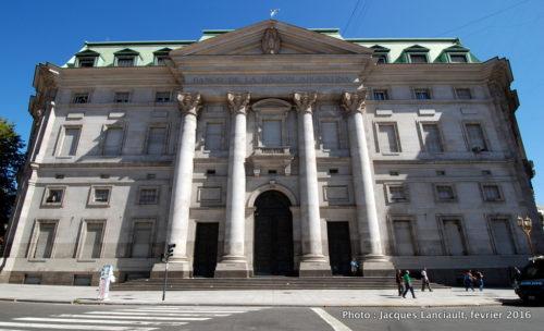 Banco de la Nación Argentina, Buenos Aires, Argentine