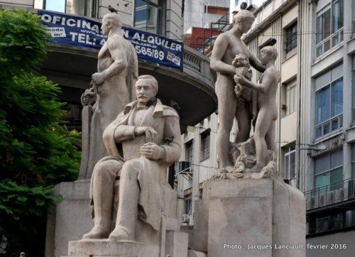 Plazoleta Ciriaco Ortiz, Buenos Aires, Argentine