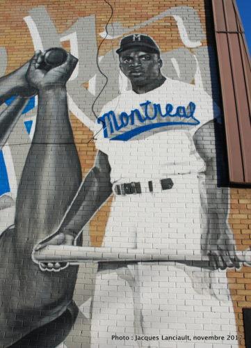 Jackie Robinson, Vincent Dumoulin, Montréal, Québec