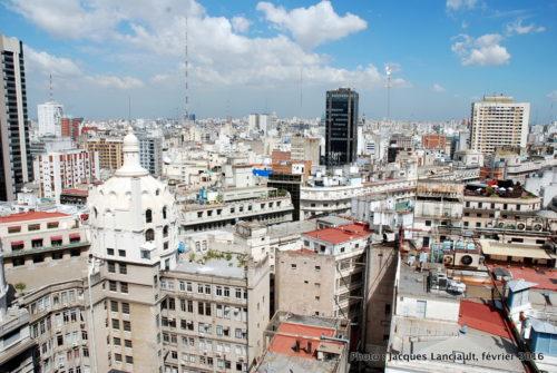 Mirador de la Galería Güemes, Buenos Aires, Argentine
