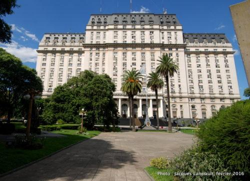 Edificio Libertador, Buenos Aires, Argentine