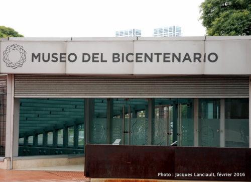 Museo del Bicentenario, Buenos Aires, Argentine