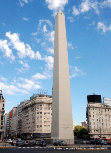 Obelisco, Buenos Aires, Argentine
