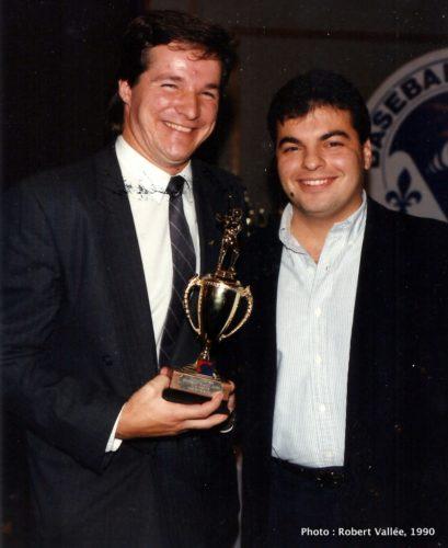 René Marchand et Alex Agostino